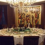 Banquet room (one of them)