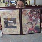 Foto de Anile's Ristorante & Pizzeria