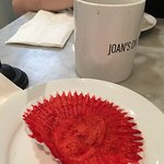 Amazing red velvet cupcake