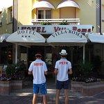 Foto de Hotel Villa Roma