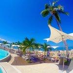 So hospitable staff, great place, poolside, beach, food...felt so welcomed, as world traveler I