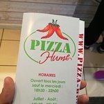 Photo de Pizza Hume