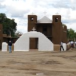 St Jerome Church at the Pueblo
