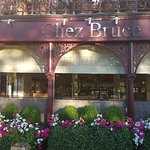 Chez Bruce - a great find off Wandsworth Common