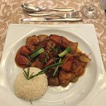 Food from Asia restaurant