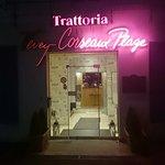 Photo de La Trattoria