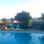 Walking distance swimming pool