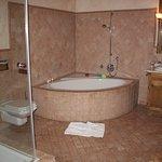 Baño muy grande