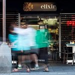 Elixir Cafe New Plymouth Outside