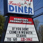 Americas Family Diner
