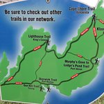 Port Union/Bonavista - great trails!