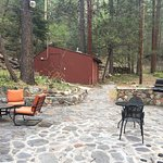 The Butterfly Garden Inn is a beautiful place to stay. It is close to Sedona but away from all t