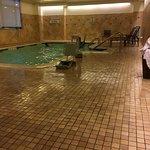 Ugh! Nasty pool water!!!