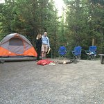 Bridge Bay Campground Foto