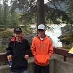 Photo de Athabasca Falls