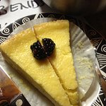 My dad and I always share a lemon tart!