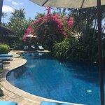 Photo de Santai Hotel Bali