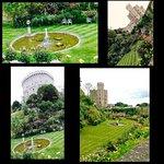 Moat Garden views..