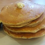 These buttermilk pancakes were great