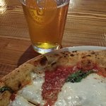 Margherita and a beer -- hmm hmmmm...