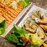 Garden Restaurant Seafood buffet