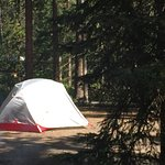 Foto de Lake Louise Campground