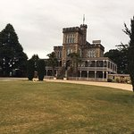 Outside view of Larnach Castle
