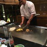 Fantastic Japanese restaurant
