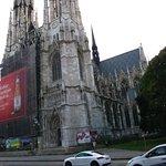 Votivkirche (Votive Church) صورة فوتوغرافية