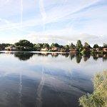 Beautiful View over lake