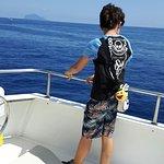 Da non perdere le gite in barca di Relax Boats di Salina. Professionalità e cortesia !