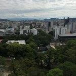 高知城から見た景色1!