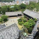 高知城から見た景色2!