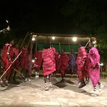 Masaï evening