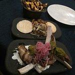 Fantastic food. Lamb ribs fell off the bone at a nudge. Duck tongue tortillas. Pigs ears, soooo
