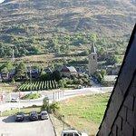 Vistas desde la habitacion (pueblo de betren)