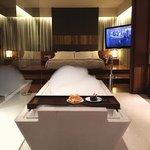 Foto de Hansar Bangkok Hotel