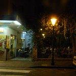 Bar Orlando from the street