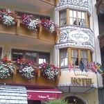 Hotel Am Dorfplatz Foto