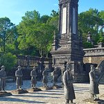Go see the palace and tombs of the last dynasty - the Nguyen kings.