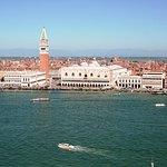 Venice from San Giorgio campanile