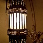 Une des nombreuses lampes