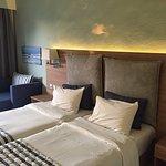Zimmer 301, Das Zimmer ist tip-top! Inkl. AC und Deckenventilator