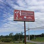 Foto de Antigonish Evergreen Inn