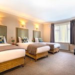 Triple Room available to Book on Sandymounthotel.ie