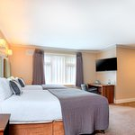 Executive King Room with Double & Single Bed