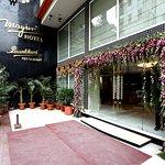 Entrance For Paankhuri Restaurant