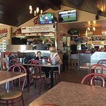 Dining Area 1 - Gilli's Truck Stop, Temiskaming Shores, ON