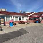 Outside Seating - Gilli's Truck Stop, Temiskaming Shores, ON