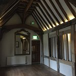 This fourteenth century gem of a hall leads to some of the bedrooms
